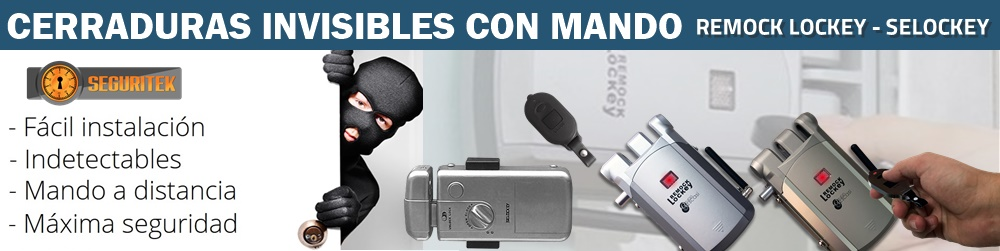 Comprar cerraduras invisibles barcelona remock lockey for Cerradura invisible remock lockey