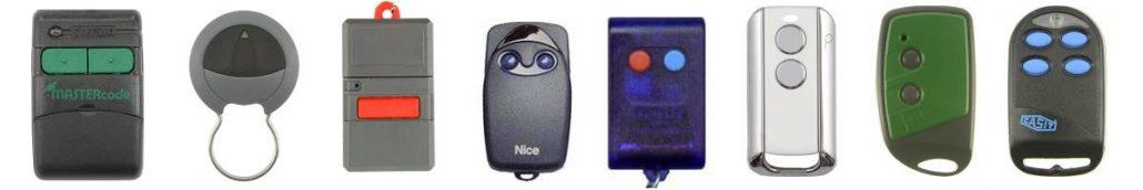 copia de mandos de garaje en bcn