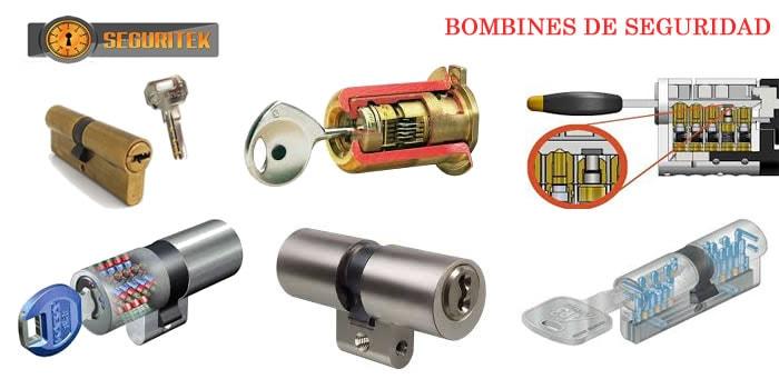 instalación y cambio de cilindro de cerradura