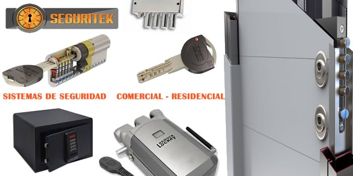 sistema de seguridad comercial y residencial