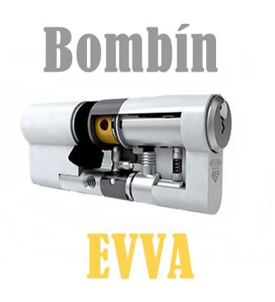 Bombines de seguridad evva cerrajer a seguritek barcelona for Mejor bombin de seguridad