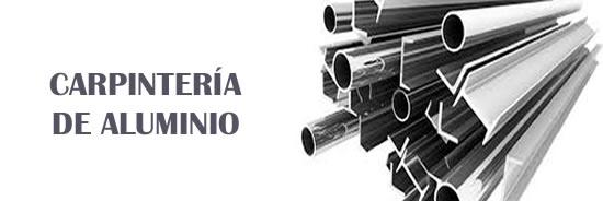 carpinteria aluminio en Barcelona