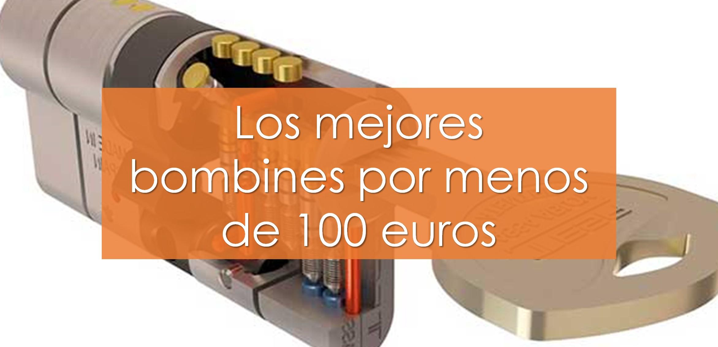Los mejores bombines por menos de 100 euros