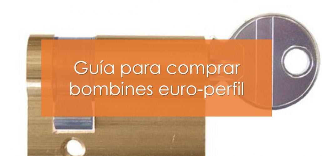 Guia para comprar cerraduras europerfil