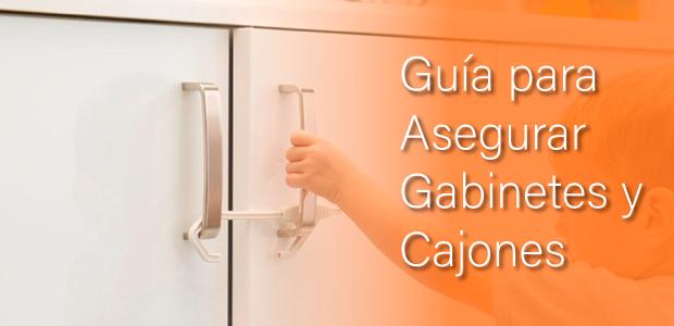 guia asegurar cajones y cabinetes