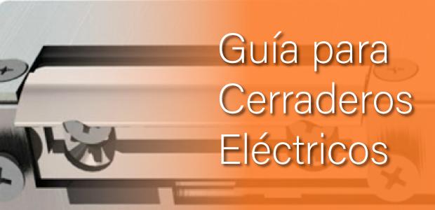 cerradero electrico