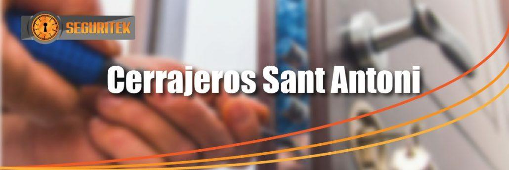 Cerrajeros Sant Antoni